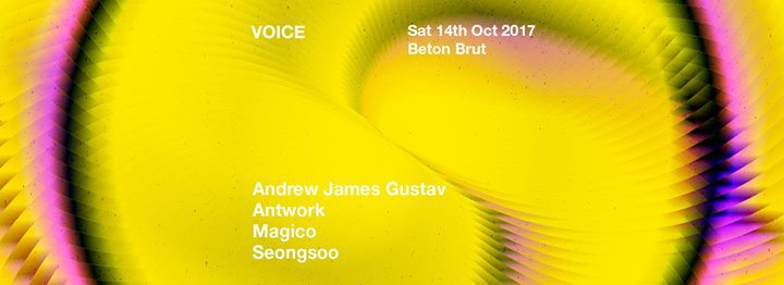 Voice with Andrew James Gustav