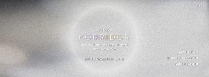 Vurt.live with Korridor