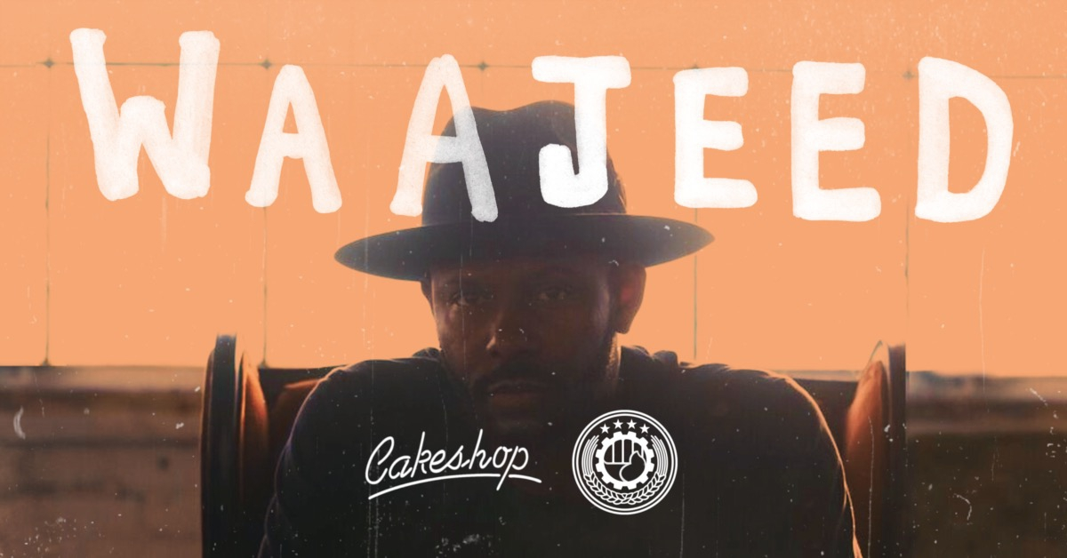 Waajeed (Dirt Tech Reck/Detroit) at Cakeshop