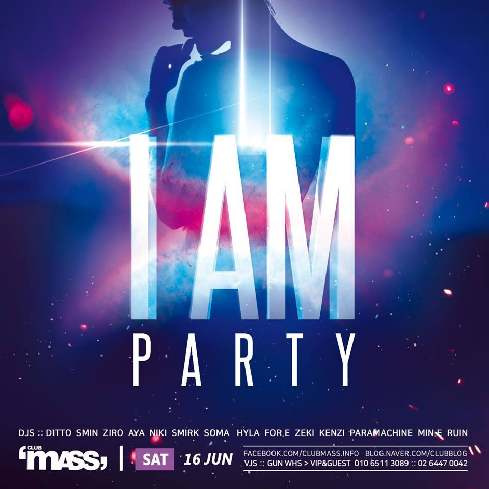 WHERE ARE YOU? HEAR! I AM!! PARTY!!