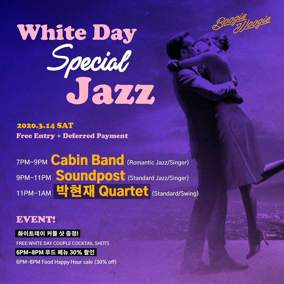 White day Jazz special
