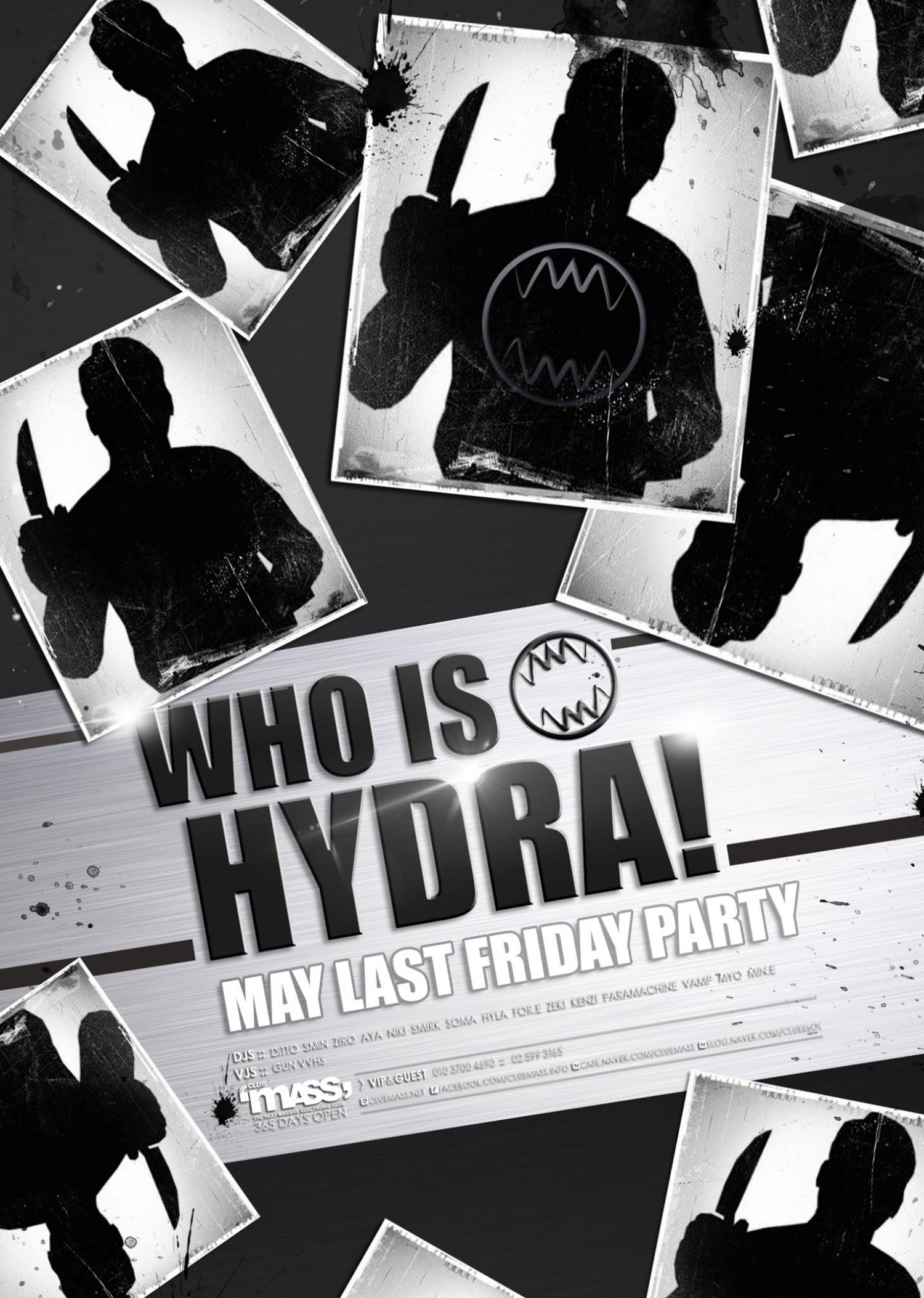 WHO IS HYDRA!!