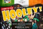 St. Patrick's Day Hooley Fundraiser 2016