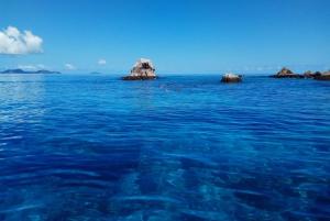 Curieuse St Pierre & Anse La Farine Snorkeling Trip