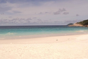 Praslin: Curieuse and St. Pierre Island Excursion