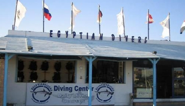 Egyptian Divers
