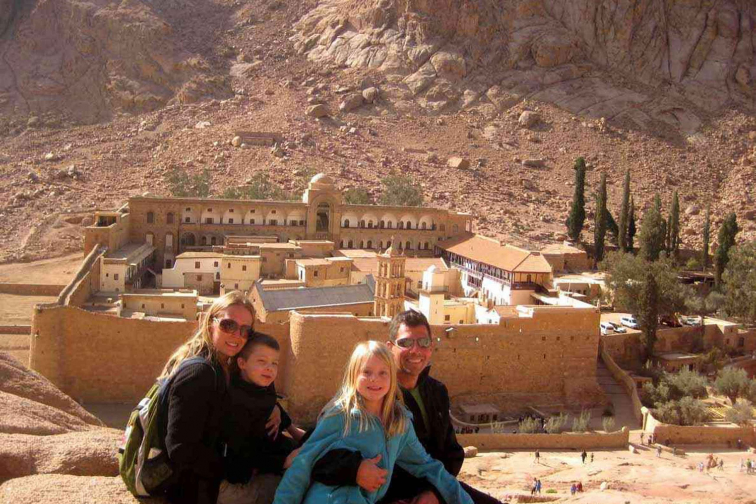 From St. Catherine's Monastery Sunrise Trip