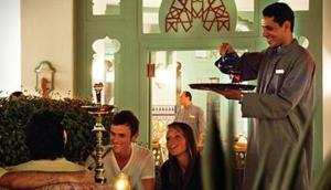 Khan El Khalili Oriental Café