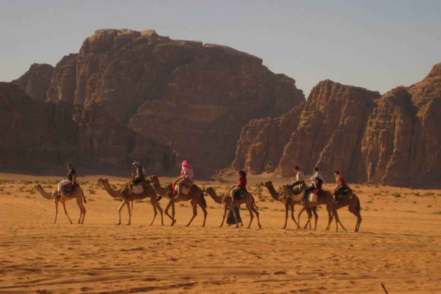 Sharm el-Sheikh: Evening Desert Tour with Bedouin Dinner