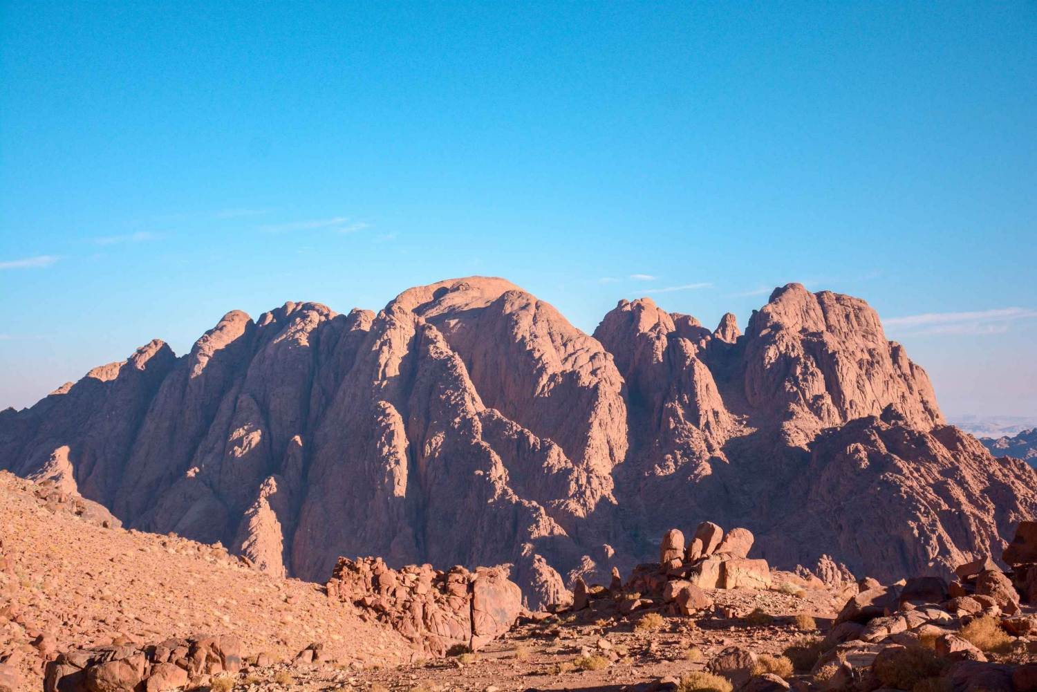 Sharm: Overnight Moses Mountain Climb & Sunrise Breakfast