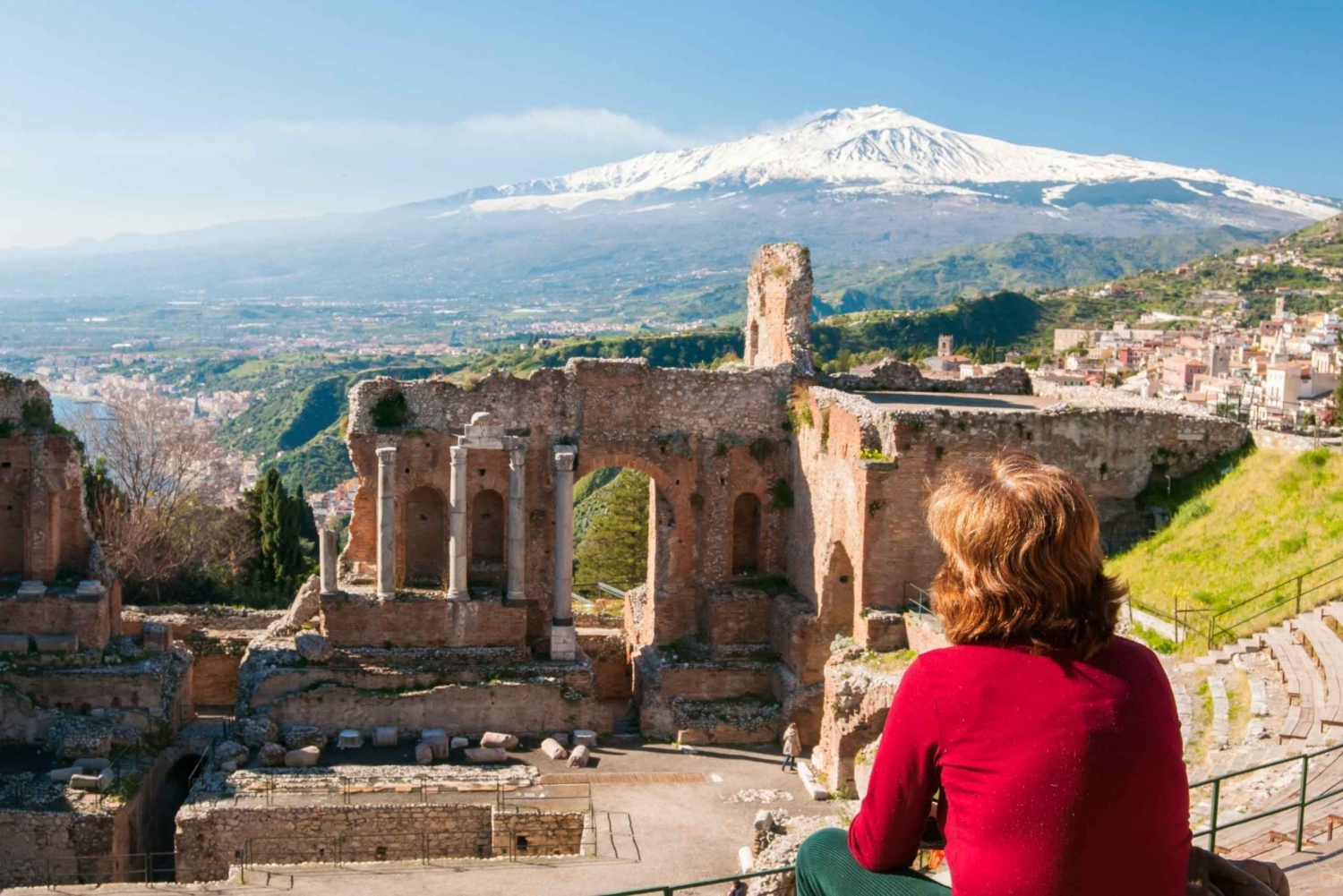 2-Hour Private Taormina Guided Tour