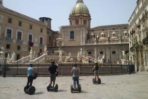 3-Hour Palermo Segway PT Authorized Tour