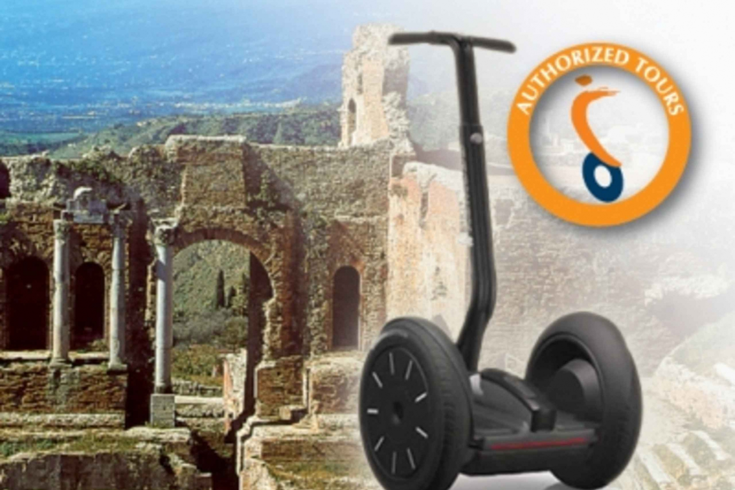 3-Hour Taormina Segway PT Authorized Tour