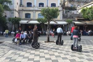 3-Hour Taormina Segway PT Authorized Tour