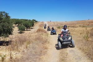 Agrigento: Off-Road ATV Tour