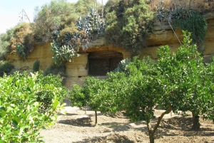Agrigento Valley of the Temples and Kolymbethra Private Tour