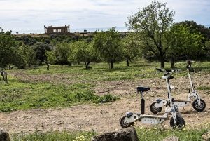 Agrigento: Valley of the Temples E-Scooter Tour