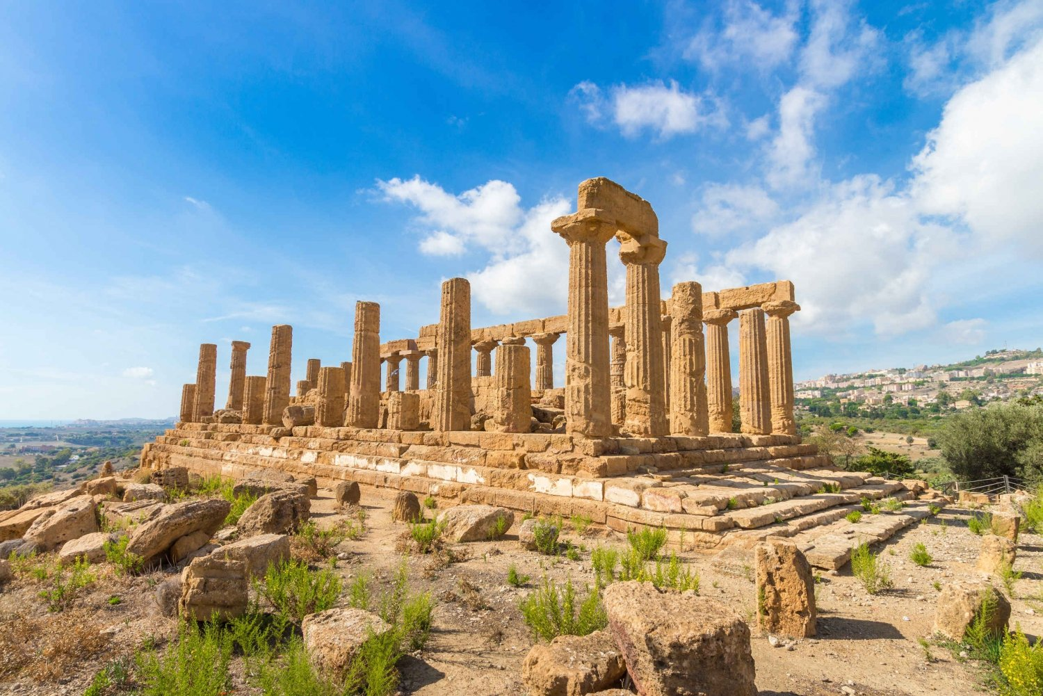 Agrigento: Valley of the Temples Entrance Ticket