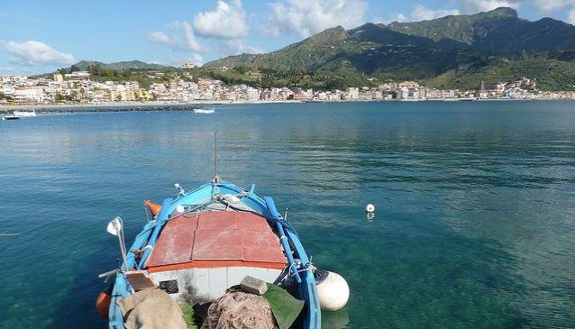 Bay of Giardini-Naxos
