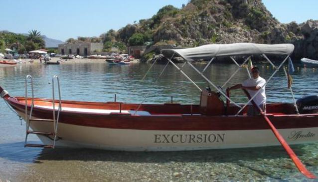 Boat Excursions Taormina