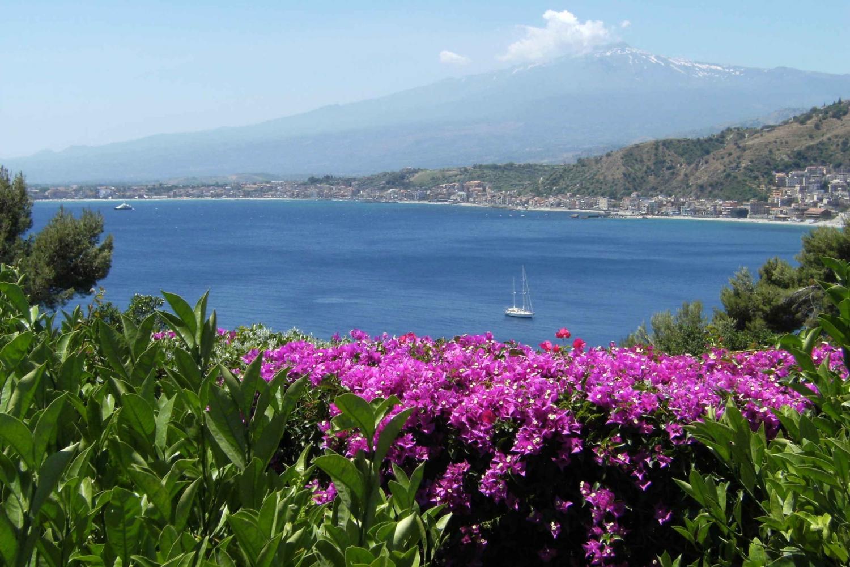 Castelmola and Taormina Full-Day Sightseeing Tour