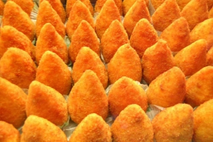 Catania: 2-Hour Private Tour with Arancino Tasting