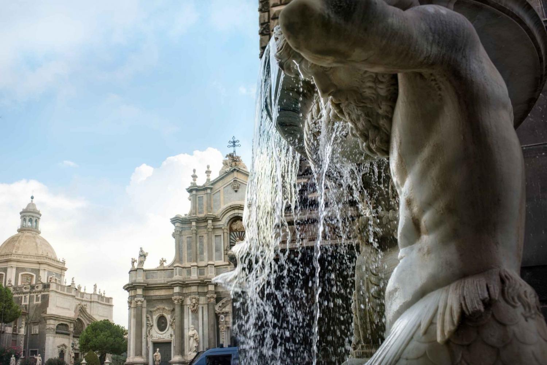 Catania 2-Hour Private Walking Tour
