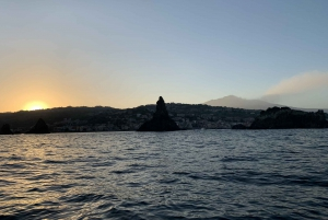 Catania: 4-Hour Boat Tour with Snorkeling