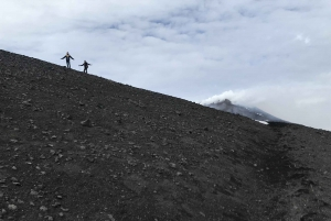 Catania: Etna Hiking Tour