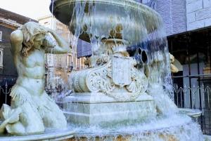 Catania: Evening City Secrets and Aperitif Tour