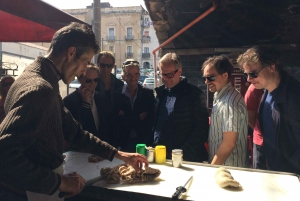 Catania: Guided Street Food Tour with Tastings