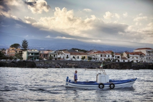 Catania: Half-Day Boat Trip to Acitrezza