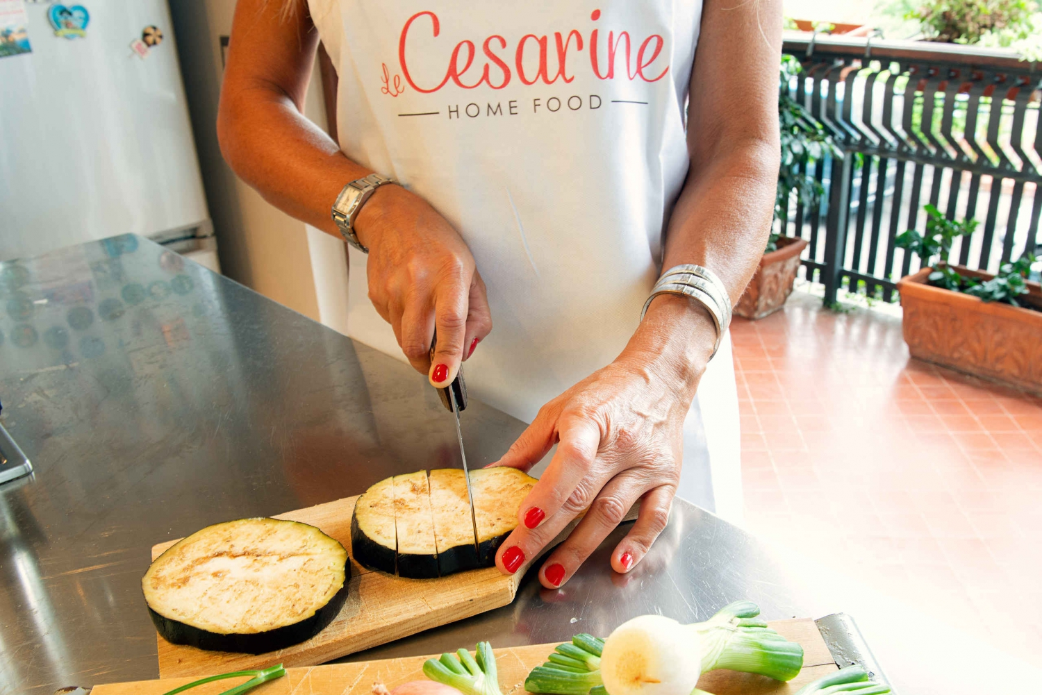 Catania Market Tour and Home Cooking Class