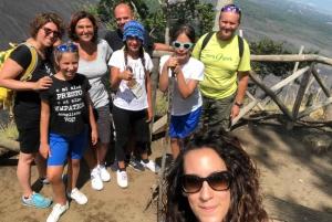 Catania: Mount Etna & Cyclopean Scuba Diving Experience