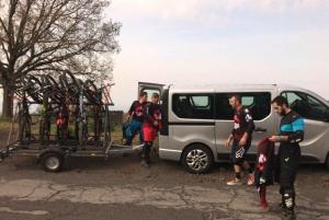 Catania: Mount Etna Summit Cycling Tour