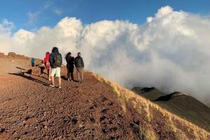 Catania: Mount Etna Sunset Jeep Tour