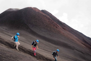 Catania: Mount Etna Trekking and Summit Craters