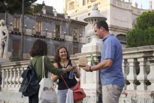 Catania: Nighttime Street Food Small Group Tour