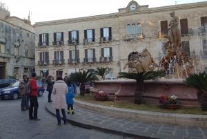 Catania: Siracuse, Noto, and Ortigia Tour