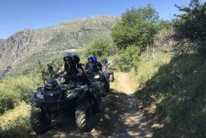 Cefalù:1-Hour Family-Friendly ATV Excursion in Madonie Park