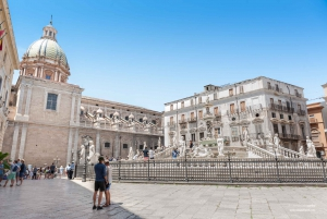 Cefalù: Palermo and Monreale Tour