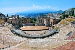 Cefalù: Sicilian Gems Mount Etna (to 1900) Meters & Taormina