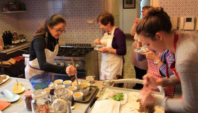Cooking Class with the Duchess of Palma