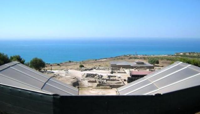 Eraclea Minoa - Area Archeologica & Aquarium