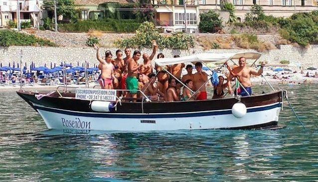 Escursioni Poseidon - Boat Trips