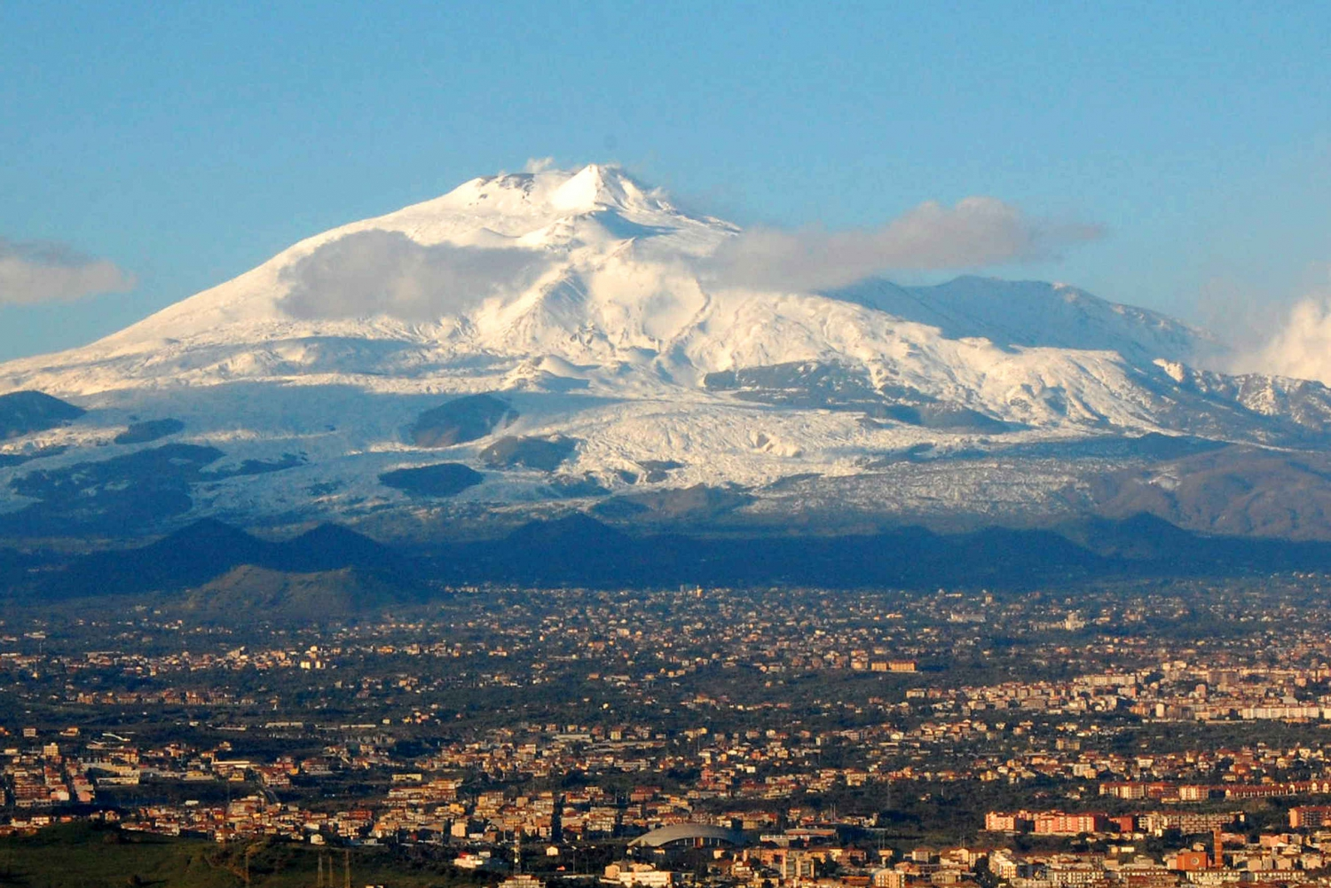 Etna 2000: Half-Day Private Tour from Taormina