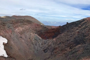 Etna: Craters of the 2002 Eruption Trekking Experience