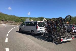 Etna: Half-Day Mt Etna Mountain Bike Tour
