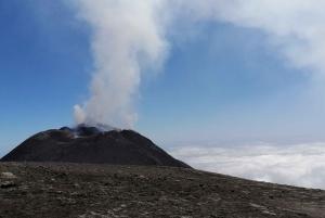 Etna: Summit Craters Trekking