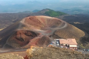 Etna Upper Craters Day Tour from Taormina